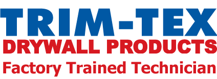 Trim-Tex Factory Trained Drywall Repair Company.