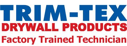 Trim-Tex Factory Trained Drywall Repair Company.